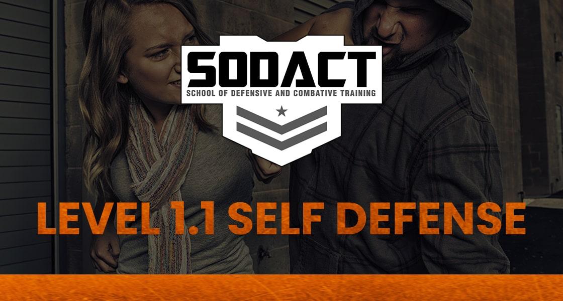 beginner self defense class