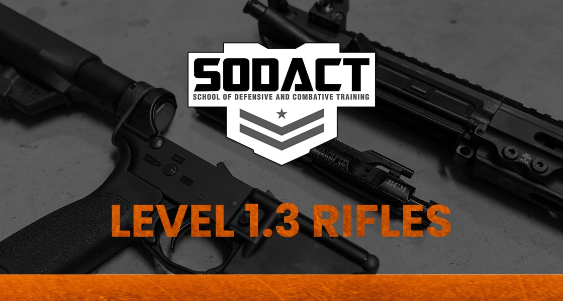 beginner rifle classes