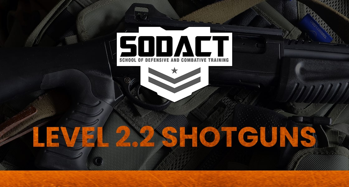 shotgun defensive tactics class